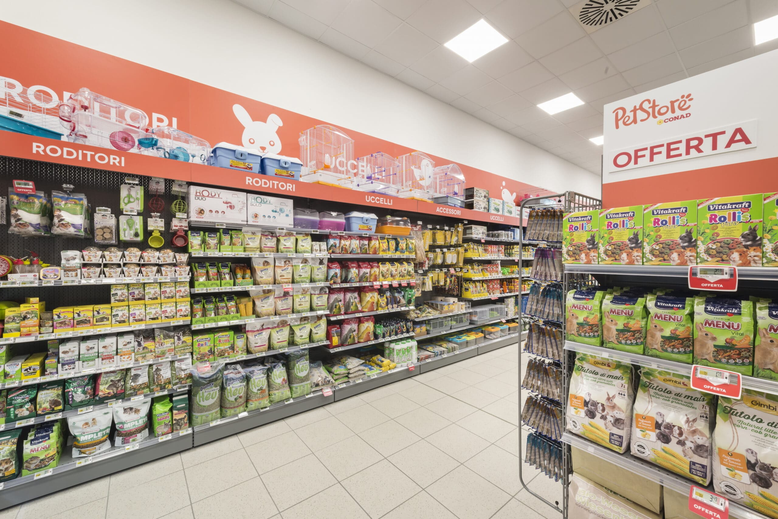 Pet supermarket coupons in store
