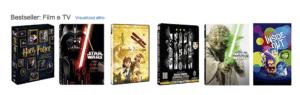 dvd e blu ray consigliati da Amazon