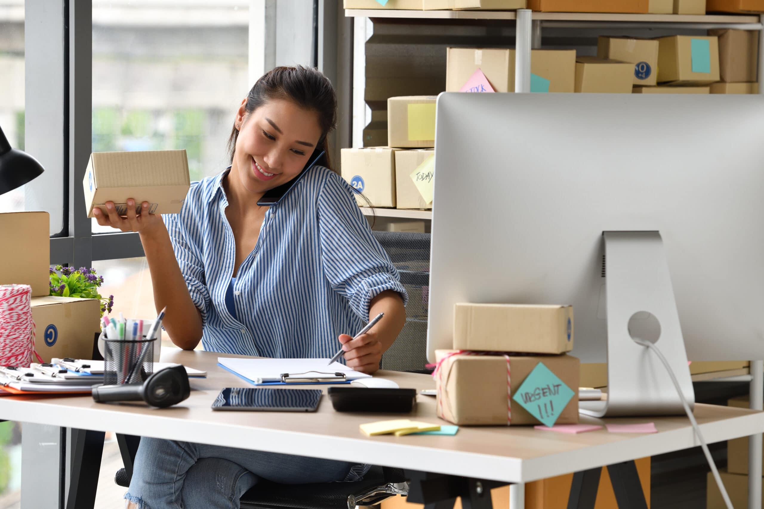 Donna Impresa e-commerce